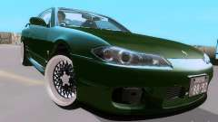 Nissan Silvia S15 drift for GTA San Andreas