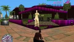Club VIP Club Malibu new textures for GTA Vice City