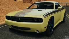Dodge Rampage Challenger 2011 v1.0 for GTA 4