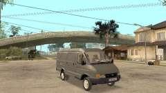 Gazelle 2705 in 1994. for GTA San Andreas