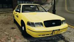 Ford Crown Victoria NYC Taxi 2004