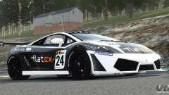 Lamborghini Gallardo LP560-4 GT3 2010 for GTA 4