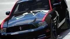 Ford Mustang Boss 302 for GTA 4