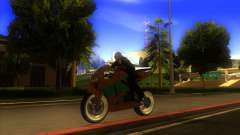 Honda CBR 600RR evo 2005 for GTA San Andreas