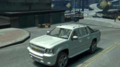Chevrolet Avalanche Version Pack 1.0 for GTA 4