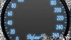 Speedometer IV (6 Skins)