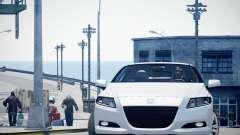 Honda Civic CR-Z for GTA 4