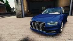 Audi RS4 Avant 2013 v2.0