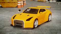 Nissan Skyline R35 GTR