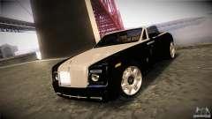 Rolls Royce Phantom Drophead Coupe 2007 V1.0 for GTA San Andreas