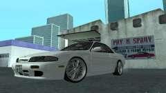 Nissan Skyline R32 Zenki for GTA San Andreas