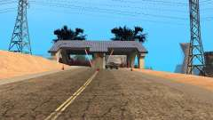 Modern Bone Country for GTA San Andreas