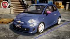 Fiat 500 Abarth SS for GTA 4