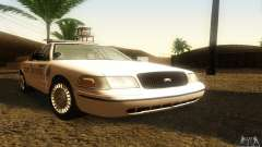 Ford Crown Victoria Neberska Police