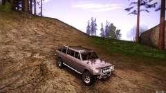 GAZ 2402 4 x 4 PickUp