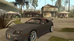 Toyota Supra Rz The Bloody Pearl 1998 for GTA San Andreas