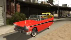Plymouth Belvedere Sport sedan for GTA San Andreas