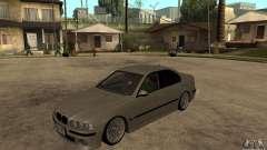 BMW E39 M5 Sedan