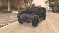 FBI Hummer H2