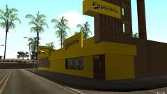 The Store Euroset for GTA San Andreas
