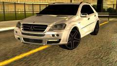 Mercedes-Benz ML63 AMG W165 Brabus