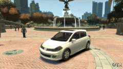 Nissan Versa SL for GTA 4