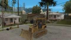 Bulldozer from COD 4 MW