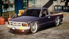Chevrolet S10 1996 Draggin [Beta]