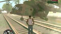 Call Cargobob for GTA San Andreas