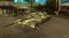 T-80U MBT for GTA San Andreas