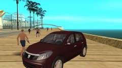 Dacia Sandero 1.6 MPI for GTA San Andreas