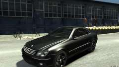 Mercedes-Benz CLK55 AMG 2003 v1 for GTA 4