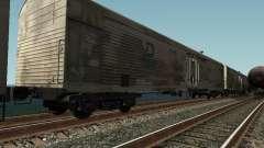 Refrežiratornyj wagon Dessau No. 10 for GTA San Andreas