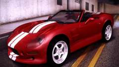 Shelby Series One 1998 for GTA San Andreas