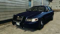 Ford Crown Victoria Police Unit for GTA 4