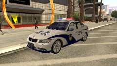 BMW 3 Series China Police for GTA San Andreas