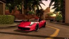 Ferrari 458 Italia Final
