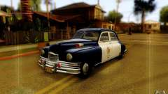 Packard Touring Police
