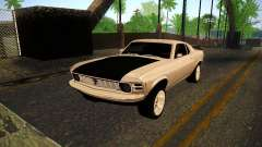 Ford Mustang Boss 429 1970 for GTA San Andreas
