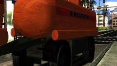 MAZ 533702 trailer Truck
