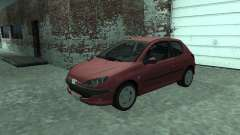 Peugeot 206 HDi 2003
