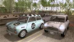 Austin Cooper S 1965 for GTA San Andreas