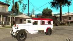 GAZ AA ambulance