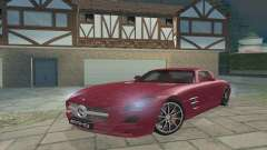 Mercedes-Benz SLS AMG 2011 V3.0 for GTA San Andreas
