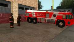 Realistic fire station in SF v2.0