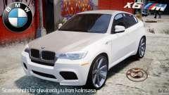 BMW X6M v1.0