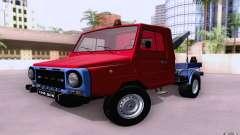 Luaz 13021 tow truck