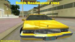 Buick Roadmaster 1994 for GTA Vice City