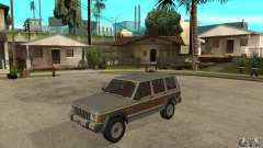 Jeep Cherokee 1984 for GTA San Andreas