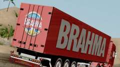 Trailer for Scania R620 Brahma